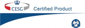 CESG Certified Product
